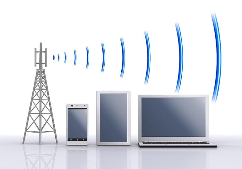 Wi-Fiルーターの電波が届く範囲は?